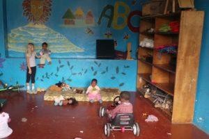 Volunteering at an Orphanage