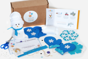 Review: Little Loving Hands Craft Kits