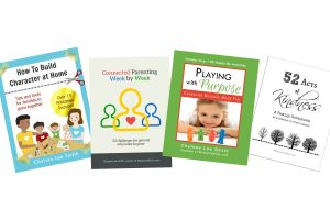 Character Building + Positive Parenting Ebook Bundle