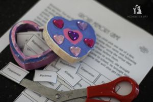 Craft Activity to Teach Kids about Mining Their Inner Gems