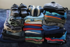 Checklist for Child's Wardrobe to Last the Whole Year