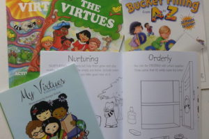 5 Colouring Books with Positive Themes