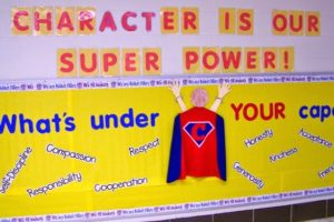 Review: What's Under Your Cape? Superheroes of the Character Kind
