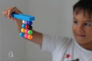 Learn About Having a Positive Attitude {Magnet Activity for Kids}