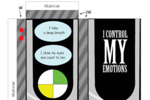 How to Be In Charge of Your Emotional Remote Control {Free Printable}