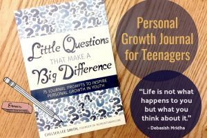 New Personal Growth Journal for Teenagers